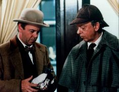 Don Knotts and Tim Conway in Private Eyes