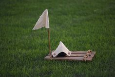Vintage Boat Prop - Raft Prop, Newborn Photography Prop, Large Wood Prop