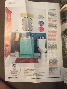 Tile and paint - bathroom ideas