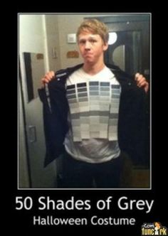 PICTURE: 50 Shades of Grey Costume