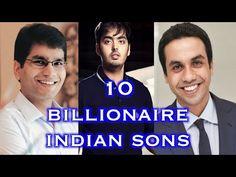 10 BILLIONAIRE SONS