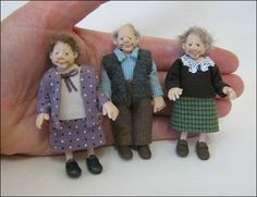 24th Scale Dolls- and other cuties!