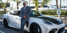 Celebrity Car Love: The Rock's onset car collection!