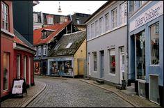 Århus, Denmark.