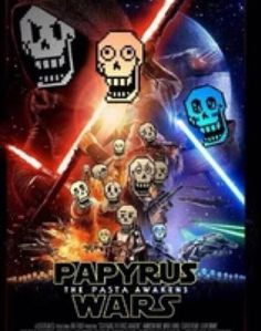 Papyrus wars the pasta awakens