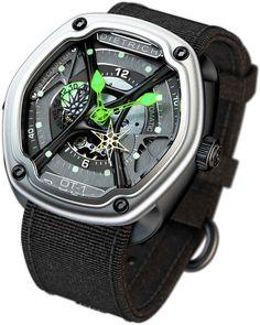 OT-1 | Dietrich Watches