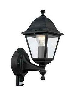 aussenleuchte mit bewegungsmelder aussenlampe wei eglo 31347 aussenleuchte schlutup pinterest. Black Bedroom Furniture Sets. Home Design Ideas