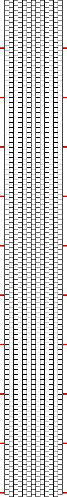 Graphing Patterns -small repeats in peyote - Beadwork Mais Beaded Flowers Patterns, Peyote Beading Patterns, Loom Bracelet Patterns, Peyote Stitch Patterns, Seed Bead Patterns, Bead Loom Bracelets, Loom Beading, Weaving, Seed Beads