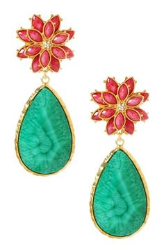 East Lake Summer Earrings by Amrita Singh on @HauteLook I want all of these.