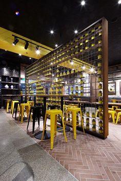 GYGCarindale7 | restaurant interior design
