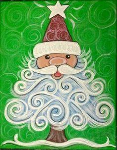 Julemandens skæg