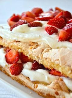 Recipes From Heaven, Waffles, Nom Nom, Cheesecake, Deserts, Food And Drink, Dining, Fruit, Cooking