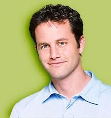 Kirk Cameron. Celeb crush. Haha it's the whole man of God thing ;)
