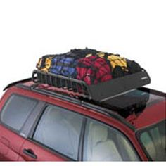 Impreza, Crosstrek Heavy-Duty Roof Cargo Basket