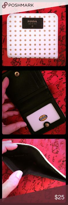 Fossil Wallet Brand New! Fossil Accessories Key & Card Holders