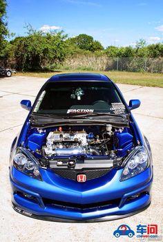 Lexus IS300 2JZGTE engine bay Motors Pinterest