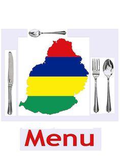 Access Menu Recipes from Mauritius