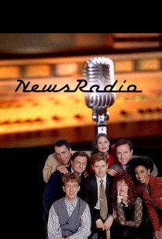 NewsRadio (1994-1999, USA, série).