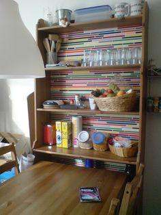 LEKSVIK Ikea Regal Küchenregal Bücherregal mit hübschen