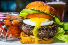 The Fourth Burger at new Union Square restaurant The Fourth #restaurant #newyork #burger
