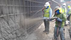 25 Types Of Concrete Used In Construction Work - Daily Civil Types Of Concrete, Mix Concrete, Concrete Structure, Concrete Footings, Reinforced Concrete, High Rise Building, Old Building, Building Ideas, Pervious Concrete