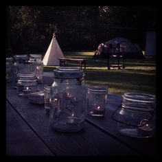 End of Summer camp-out party via @Abbey Adique-Alarcon Adique-Alarcon Adique-Alarcon Hendrickson