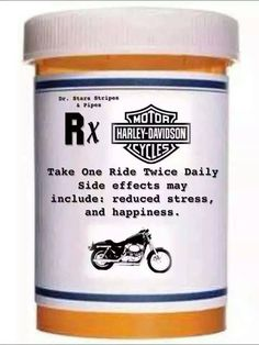 We have the cure!!! Harley-Davidson of Long Branch www.hdlongbranch.com