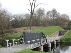 Bridge in Fort Vechten, The Netherlands