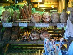 Beautiful breads from Oude Bank Bakkerij