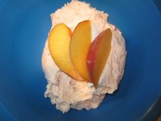Successful Secrets: Homemade Peach Ice Cream