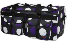 Rac n' Roll Dancer's Suitcase - On 1 Dancewear