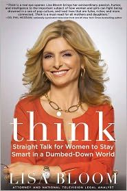 "Great read that should be included in every woman's library. So many things that we all need to hear and ""think"" about."