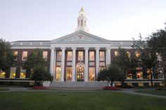 1. Harvard Business School (Harvard University) GÇô Boston, Massachusetts