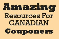 Amazing Coupon Resources Do you use coupons? Do you love how much money you save with coupons? Whether you're an extreme couponer or just your average coup
