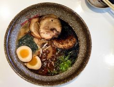 Orange County is ramen paradise. We have it good here. Really, really good.