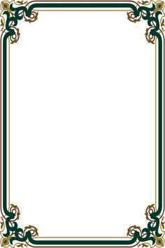 Frame Border Design, Boarder Designs, Page Borders Design, Printable Border, Printable Labels, Best Photo Frames, Picture Borders, Certificate Background, Certificate Design Template