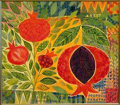 Bell and Pomegranate | by Mazalart / Chanan Mazal