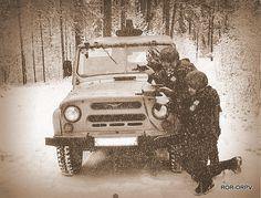 Легендарной Роте Оперативного Реагирования (ORR) тридцать лет — Самооборона от короны Monster Trucks