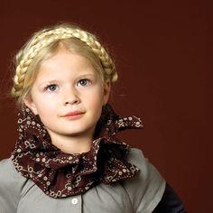 Admirable Paula Cahen Danvers Ninos Coleccion Otono Invierno 12 Moda Short Hairstyles Gunalazisus