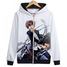 Kleidung & Accessoires Guilty Crown Yuzuriha Inori Anime Sweatshirt Langarm T-shirt Hoodie Longsleeve Merchandising & Fanartikel