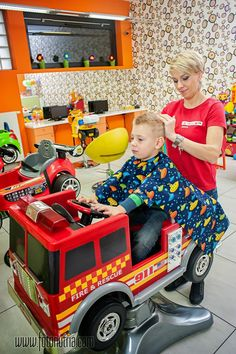 Fryzjer dla dzieci Wrocław