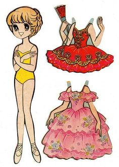 Paper Doll Indonesia