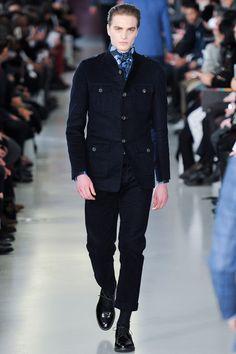 Richard James | Fall 2014 Menswear Collection | Style.com