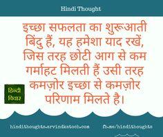 Will, starting, point, success,  इच्छा, सफलता, शुरूआती, बिंदु, Hindi Thought, Image,