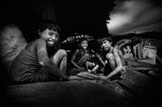 Faces Of Hope, photographie de Jeff Mercader