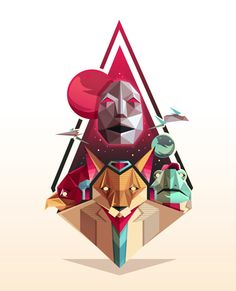 Starfox on Behance