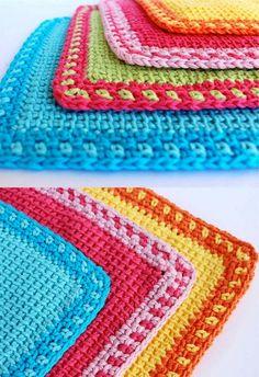 punto tunecino crochet (6)