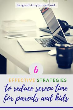 6 strategies to reduce screen time for parents and kids parents reduce screen strategies babyausstattung mommy om speaks to exercises for mindful parenting Mindful Parenting, Co Parenting, Gentle Parenting, Parenting Quotes, Funny Parenting, Peaceful Parenting, Kind Und Kegel, Self Development Books, Parents