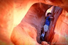 Valley Of Fire, Antelope Canyon