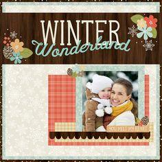NEW Simple Stories Winter Wonderland! - Scrapbook.com